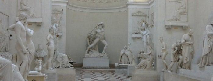 Museo e Gipsoteca Canova is one of i diari della Lambretta.