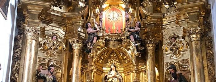 Parroquia de San Andrés - Santa Marta is one of Sevilla/Córdoba/Monesterio.