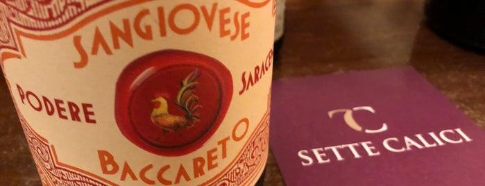Sette Tavoli is one of Bologna city.