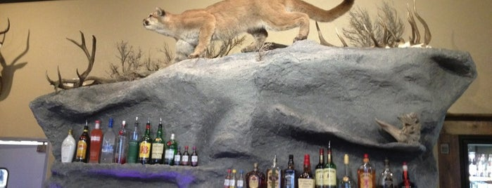 Safari Bar & Grill is one of Dan : понравившиеся места.