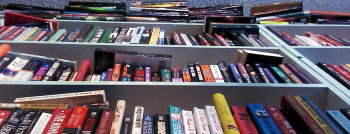 Circle City Books & Music is one of RDU Baton - Short Road Trips.