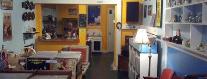 Vinyl Perk is one of Durham.
