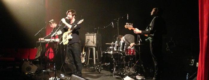 Les Trois Baudets is one of LIVE MUSIC PARIS.