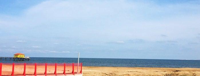 Amburan  Beach Club is one of Lieux qui ont plu à Nikita.