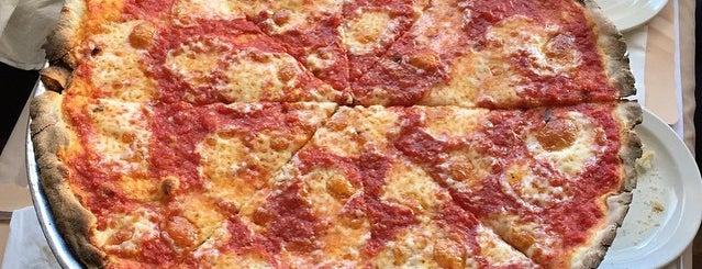 Joe & Pat Pizzeria and Restaurant is one of New York Magazine Most Amazing Slices, Jan 16 2016.