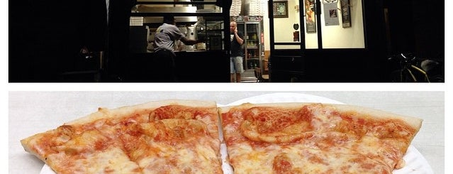 Carmine's Original Pizza is one of brooklyn: i love greenpoint.