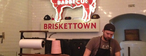 Delaney Barbecue: BrisketTown is one of Williamsburg/Greenpoint Food.
