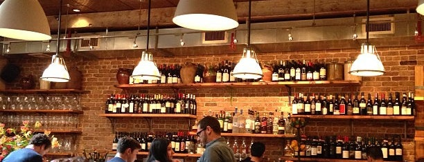 Il Buco Alimentari & Vineria is one of New York Eats.