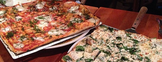 Joe Squared Pizza & Bar is one of Baltimore Sun's 50 Best Bars (2013).