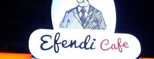 Efendi Cafe is one of Alternatif cafeler.