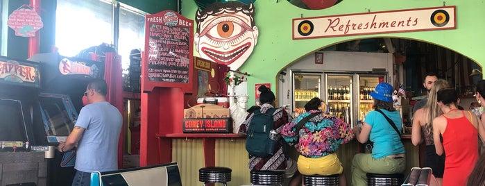 Freak Bar is one of Brooklyn!.