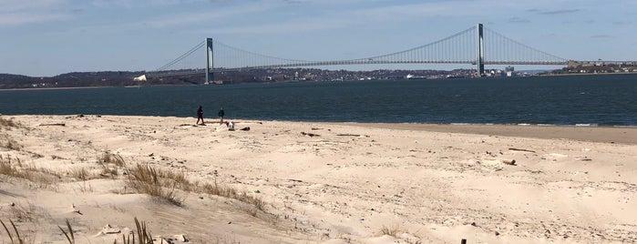 Coney Island Creek Park is one of Atlas Obscura Brooklyn.