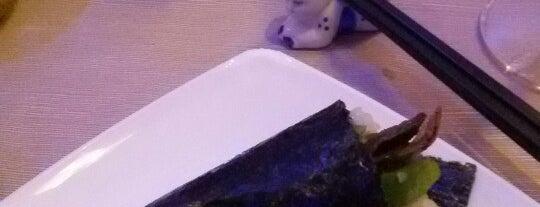 Sashimi Restaurant is one of Daniele 님이 좋아한 장소.