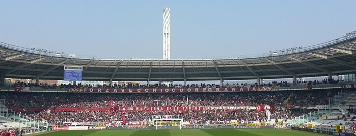 Stadio Olimpico Grande Torino is one of Part 3~International Sporting Venues....