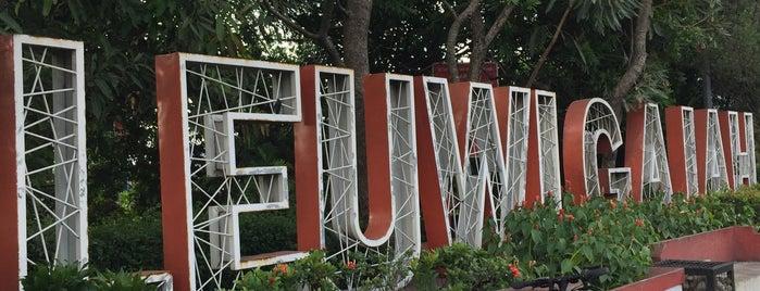 Leuwigajah is one of Cimohay spots.