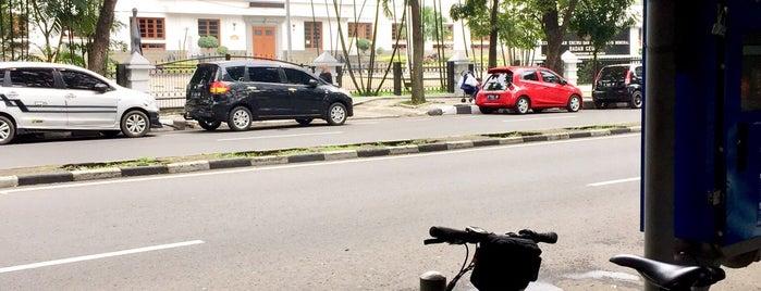 12. Boseh 12 Museum Geologi is one of Bike On Street Everybody Happy (boseh).