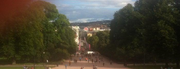 Oslo Sentrum is one of Norsk.