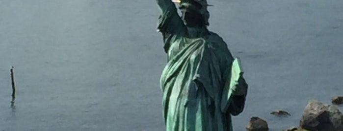 Statue of Liberty is one of Tokyo 2019.