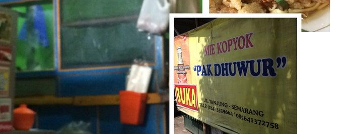 Mie Kopyok Pak Dhuwur is one of Semarang Trips.
