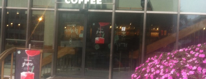 Starbucks is one of Norsk.