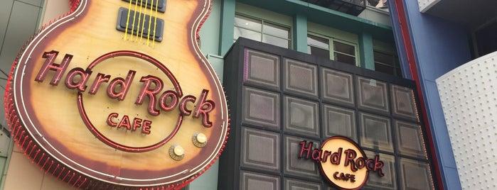 Hard Rock Cafe is one of Kyoto-Osaka 2019.