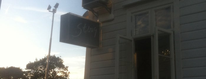 Café Sting is one of Norsk.
