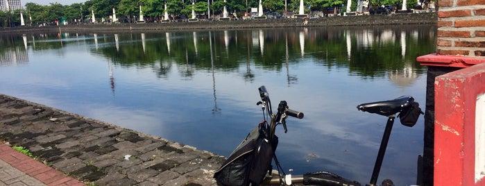 Water Polder Tawang is one of Semarang Trips.