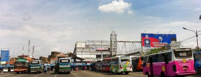 Terminal Cicaheum is one of My Hometown.
