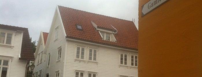 Gamle Stavanger (Old Stavanger) is one of Norsk.