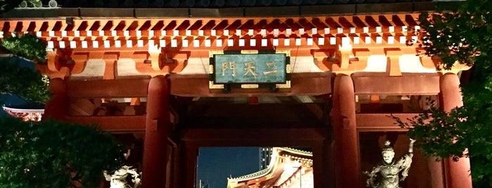 Nitenmon Gate is one of Tokyo 2019.