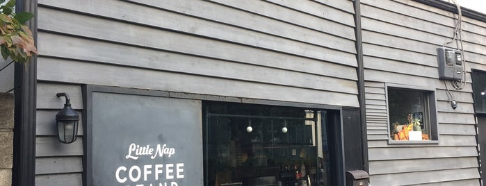 Little Nap COFFEE STAND is one of Tokyo 2019.