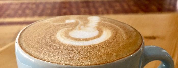 Crista Coffee And Cocoa is one of PANG ! PAgi NGopi Bandung.