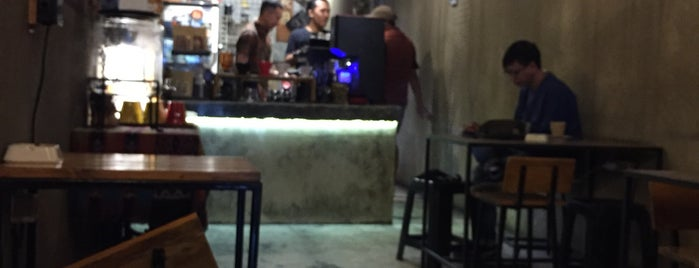 Osiris Coffee And Toast is one of PANG ! PAgi NGopi Bandung.