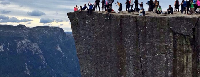 Preikestolen is one of Norsk.