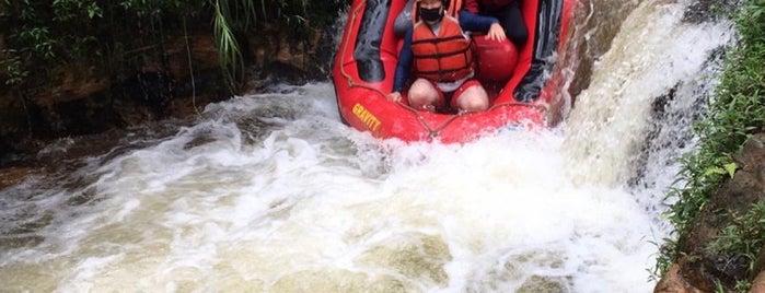Gravity Adventure is one of Pangalengan.