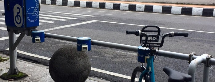 29. Boseh 29 Taman Pramuka is one of Bike On Street Everybody Happy (boseh).