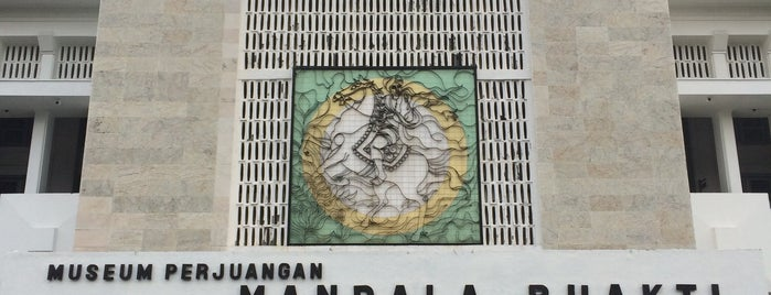 Museum Mandala Bakti is one of Semarang Trips.