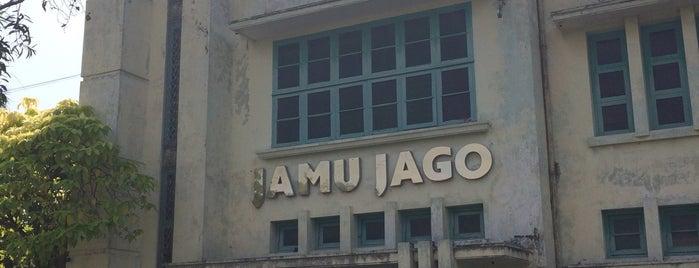 Jamu jago is one of Semarang Trips.