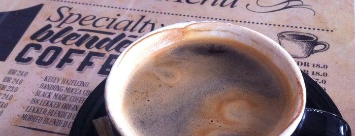 indomaret di caffè verde