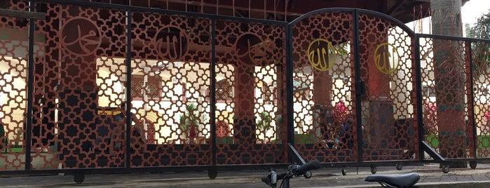 Masjid Agung Cimahi is one of Cimohay spots.