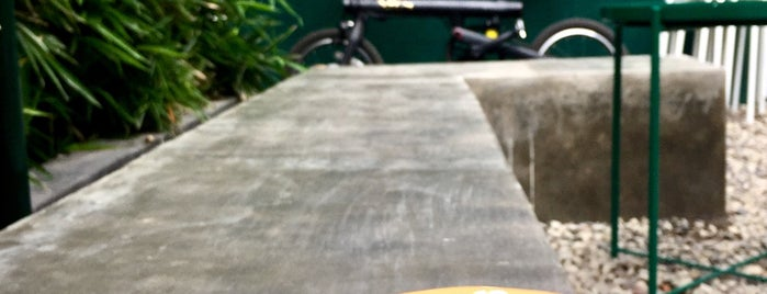 Hamsa Coffee is one of PANG ! PAgi NGopi Bandung.