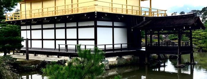 Golden Pavilion is one of Kyoto-Osaka 2019.
