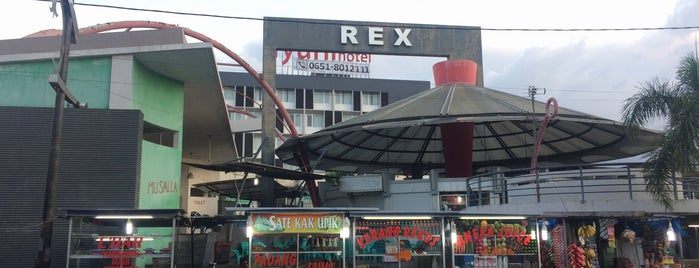REX Peunayong is one of Aceh trips.
