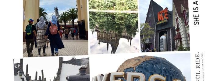 Universal Studios Japan is one of Kyoto-Osaka 2019.
