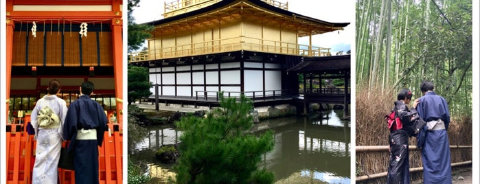 Kyoto is one of Kyoto-Osaka 2019.