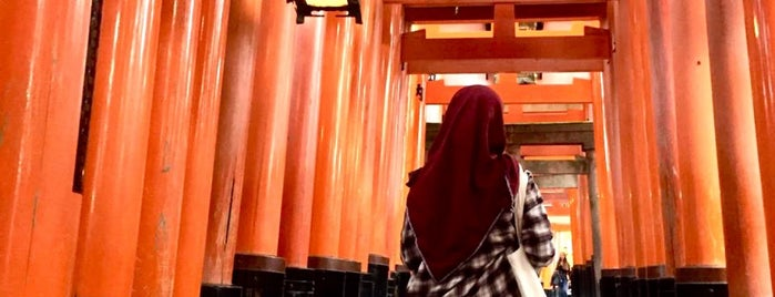 Fushimi Inari Taisha is one of Kyoto-Osaka 2019.