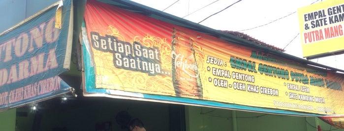 Empal Gentong Putra Mang Darma Stasiun KA Cirebon is one of Cirebon Trips.