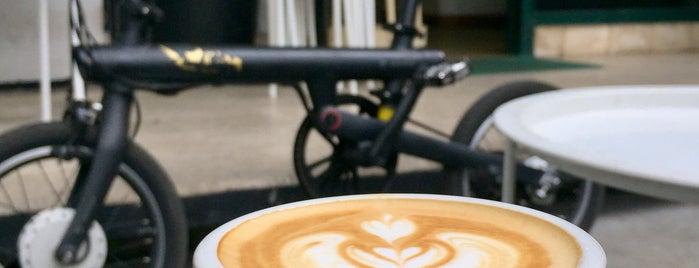 Reach Coffee is one of PANG ! PAgi NGopi Bandung.