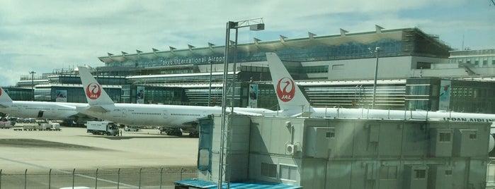Tokyo International (Haneda) Airport (HND) is one of Tokyo 2019.