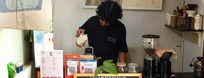 Fokasu Coffee is one of PANG ! PAgi NGopi Bandung.